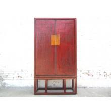 Hochzeitsschrank moderner China Schrank Naturholz Rot