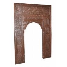 Märchenhafte, sehr seltene Tür/Bogen/Tor/ aus Indien
