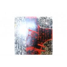 Acrylbild China auf Hartplatte
