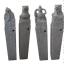 Fu Dog  Quadriga Mythen Figuren Sandstein auf Säule Bildhauerarbeit